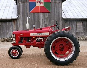 350 international harvester