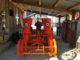 Allis Chalmers Corn Planter